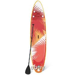 10.5FT Inflatable Stand Up Paddle Board SUP Surfboard Adjustable Non-Slip ISUP