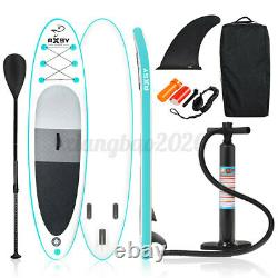 10.6FT Stand Up Paddle Board Sup Surfboard Inflatable Paddleboard + Accessories