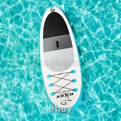 10.8FT Stand Up Paddle Board Sup Surfboard Inflatable Paddleboard 20PSI 350lb