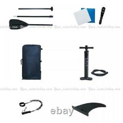 10ft Inflatable Paddle Board SUP Stand Up Paddleboard & Accessories Set Beginner