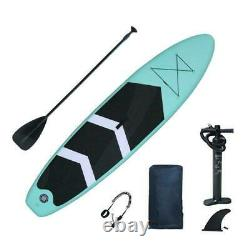 10ft Inflatable Stand Up Paddle Board Sup Board Surfing Board Paddleboard DHL GT