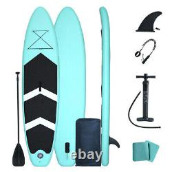 10ft Inflatable Stand Up Paddle Board Sup Board Surfing Surf Board Paddleboard