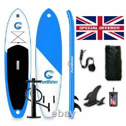 11'6 Inflatable Stand Up Paddle board SUP Kayak Water Sports with complete kit