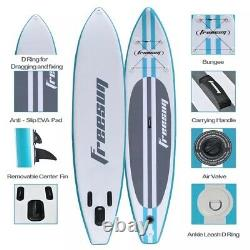 11ft Inflatable Paddle sup stand up paddle board With All Accessories