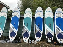 ACOWAY Inflatable Stand Up Paddle Board, 10'6 ×32/33 × 6 Sup for All Skill Le
