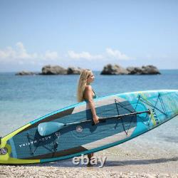 Aqua Marina Hyper 11'6 Inflatable Stand up Paddle Board with CARBON PADDLE