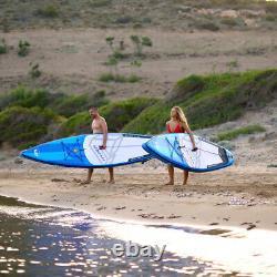 Aqua Marina Hyper 12'6 Touring Inflatable Stand up Paddle Board (iSUP)