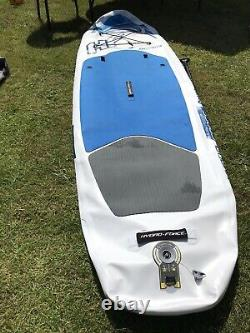 Bestway Hydro-Force Inflatable Stand-Up Paddle Board with Hand Pump & Travel Bag