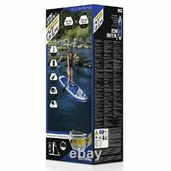 Bestway Hydro-Force Oceana Inflatable Stand Up Paddle Board 10ft SUP/Canoe extra