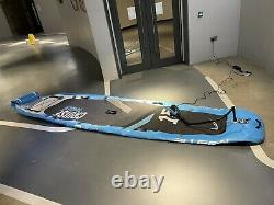 Bluefin Cruise 15 Tandem SUP Package Stand Up Inflatable Paddle Board / Kayak