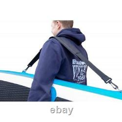 Boatworld 11ft (335cm) Inflatable SUP Stand Up Paddle Board + Paddle/Leash/Pump