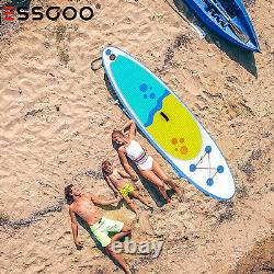 ESSGOO 320cm Surfboard SUP Paddle Inflatable Board Stand Up Paddleboard New