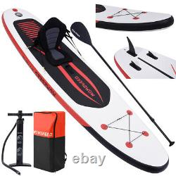 Inflatable Paddle Board SUP Stand Up Paddleboard & Accessories Surfboard Set