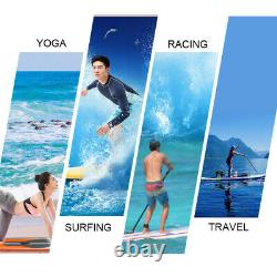 Inflatable Paddle Board SUP Stand Up Paddleboard iSUP Kits Set & Accessories UK