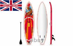 Inflatable Stand Up Paddle Board 11FT SUP with Complete Package! UK STOCK
