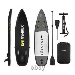 Inflatable Stand Up Paddle Board SUP Water Sport Paddleboard With Accessories