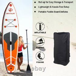 JOYHOT 320cm 10.5ft 15cm 6 Inflatable SUP Stand Up Paddle Board iSUP Kits Set