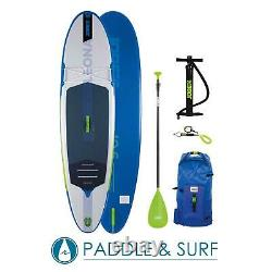 Jobe 2021 Leona 10'6 Inflatable iSUP Package Stand Up Paddle Board
