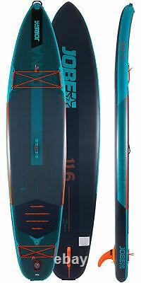 Jobe Duna 11.6 Inflatable Sup Stand Up Paddle Boarding Package