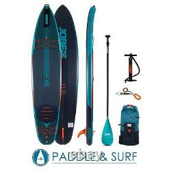 Jobe Duna 2021 11'6 Inflatable iSUP Stand Up Paddle Board Package