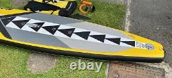 Naish One 126 Inflatable Stand Up Paddle Board / SUP (Excellent Condition)