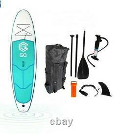 Paddle Board SUP 9FT Inflatable Sports Surf Stand Up Racing Bag Pump Oar Water
