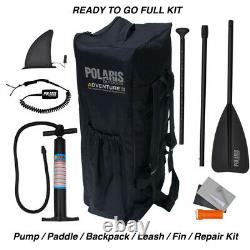 Polaris 10'6' Stand up Paddle Board Inflatable PRO SUP Complete Package