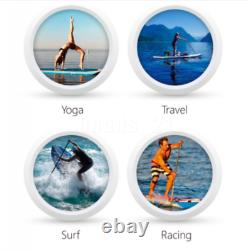 Rapid Stand Up Paddle Board SUP Inflatable Surfboard Sport Adult 305x75x10 10ft