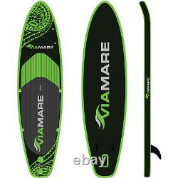 SUP Board Set VIAMARE 330 cm inflatable / Stand up Paddle Board aufblasbar