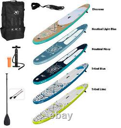 Stand Up Paddle Board Inflatable Sup Kayak Xq Max 10ft Accessories Surf Or Seat