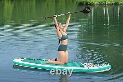 Stand Up Paddle Board Kit Bestway Hydro-Force Inflatable SUP Huakai Full Set 46