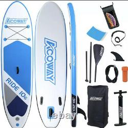 Stand Up Paddle Board SUP 2021 Rapid Inflatable Acoway Clearance Sale
