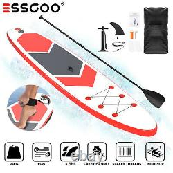 Stand Up Paddle Board Sup Board Surfing Inflatable Paddleboard Accessories New