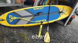 Stand Up Paddle board SUP O'Shea 10'6 106 HDx Inflatable Paddle Fin Pump