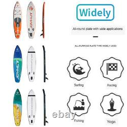 Summer 11FT Inflatable Stand Up Paddle SUP Board Surfing Surf Board Paddleboard