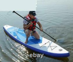 10-16ft Gonflable Paddle Board Sup Stand Up Paddleboard Accessoires Paddle Set