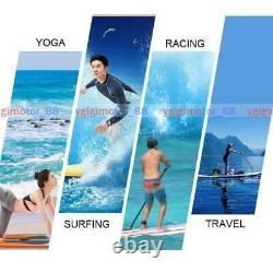 10ft Gonflable Paddle Board Sup Débutant Stand Up Paddleboard Accessoires Hot#g