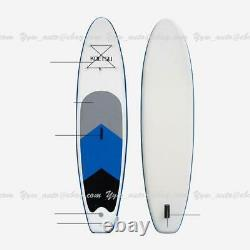 10ft Gonflable Paddle Board Sup Stand Up Paddleboard & Accessoires Set Débutant