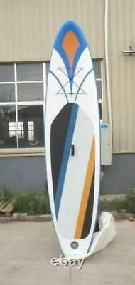11ft Gonflable Stand Up Paddle Board Sup Surfboard Surf Isup Kit -175kg Charge Utile