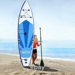 12ft Gonflable Stand Up Paddle Sup Board Surfing Surf Board Paddleboard 3.8m