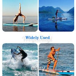 2021 Gonflable Stand Up Paddle Board Surfing Surfboard Kit 320x76x15cm / 10,5ft