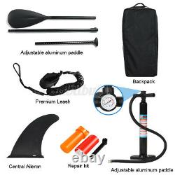320x76x15cm Stand Up Paddle Board Surfboard Gonflable Sup Kit Complet De Surf