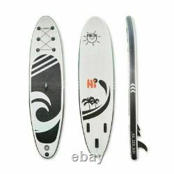 3.2m Paddle Board Stand Up Sup Gonflable Pump Paddleboard Kayak Adulte Débutant