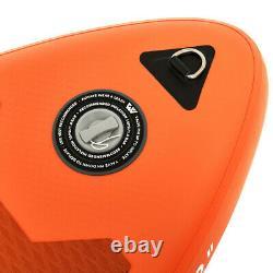 Aqua Marina Fusion 10'10 Gonflable Stand Up Paddle Board Isup 2021