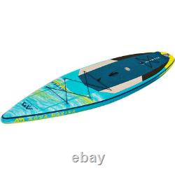 Aqua Marina Hyper 12'6 Gonflable Stand Up Paddle Board & Lightweight Fg Paddle
