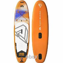 Aqua Marina Inflatable Blade Windsurf Sup Stand Up Paddle Board Isup Wind Surfen