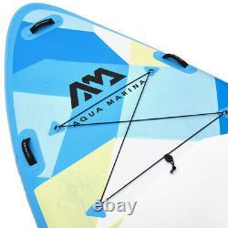 Aqua Marina Mega 18'1 Multi Person Inflatable Drop Stitch Stand Up Paddle Board