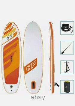 Bestway Hydro-force Aquajourney Gonflable Sup Stand Up Paddle Board 9ft 20%off