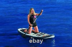Bestway Hydro-force Cap Blanc Gonflable Stand Up Paddle Board Sup 3,05m/10'long