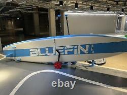 Bluefin Cruise 15 Tandem Sup Package Stand Up Gonflable Paddle Board / Kayak